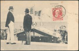 © 1906 - BELGIUM King Leopold II