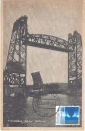 2006 NETHERLANDS Rotterdam De Hef bridge