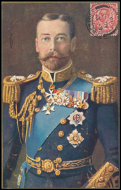 © 1913 - GREAT BRITAIN ********* King George V