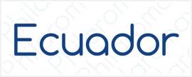 Ecuador >>>>>>>>>>>>