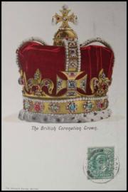 © 1902 - GREAT BRITAIN ********* Royal crown