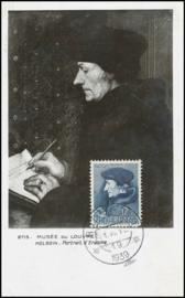 © 1939 NETHERLANDS Erasmus