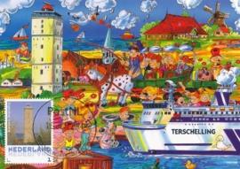 V008 Lighthouse Terschelling