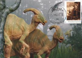 þþ - 2018 Dino Parasaurolophus