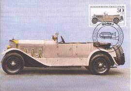 1982 GERMANY - Mercedes  1913