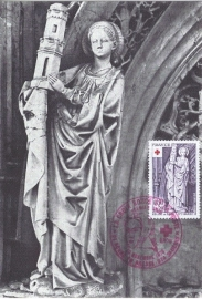 1976 FRANCE - St. Barbara Bourg-en-Bresse