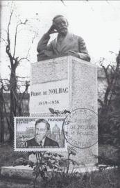 1960 FRANCE - Historian de Nolhac
