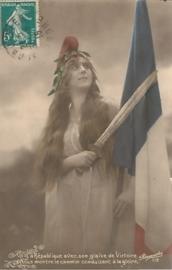 © 1915 - FRANCE Marianne