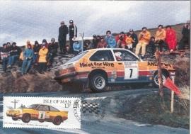 1988 ISLE OF MAN - Manx Rally