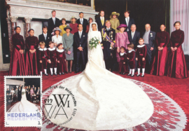 þþþ Beatrix 75 jaar Huwelijk Prins Willem-Alexander en Máxima