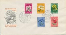 æ E 009 - 1952 Zomerzegels