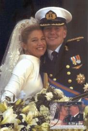2004 NETHERLANDS Royal wedding
