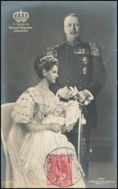 ® 1909 - CATA 60 Koningin Wilhelmina