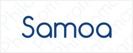 Samoa >>>>>>>>>>>>