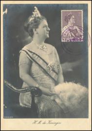 © 1934 NETHERLANDS Queen Wilhelmina