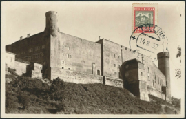 © 1932 - ESTONIA Toompea Castle
