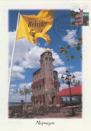 MOOI NEDERLAND 2005 - Nijmegen Castle Belvédère