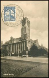 © 1935 - POLAND Torun City hall
