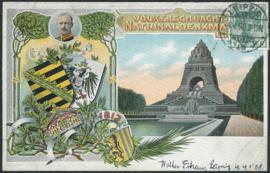 © 1908 - GERMAN REICH - Germania Imperial crown