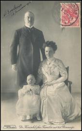 ® 1912 - CATA 60 Koningin Wilhelmina