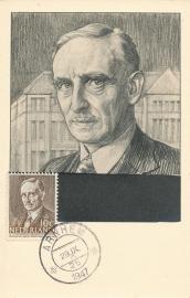 ® 1947 - CATA 493 Mr. J.F. van Royen