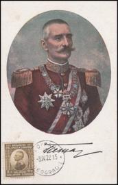 © 1922 YUGOSLAVIA - King Peter I