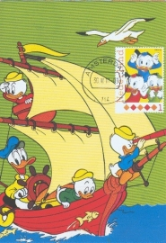 DD032 - Comics Donald Duck Stripverhaal