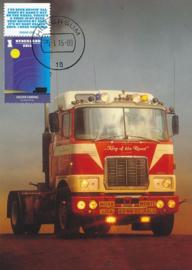 ® 2015 - CATA 3259 Truck in de nacht