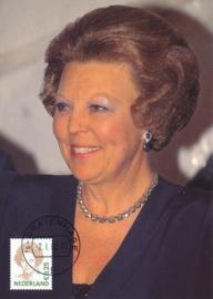 ® 2002 - CATA 2036 Koningin Beatrix