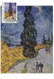 PG056 Van Gogh Country road in Province