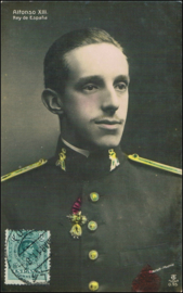 © 1911 - SPAIN - King Alfonso XIII
