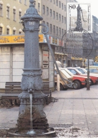 1983 GERMANY - Street pump