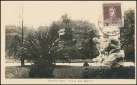 © 1928 ARGENTINA General San Martin