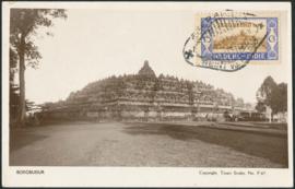 ®®®® 1930 - CATA 170 NED-INDIË Borobudur