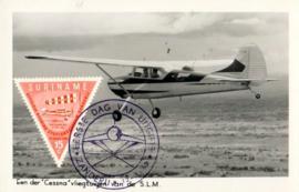 ®®® 1960 - CATA 342 - SURINAME Cessna 170 B