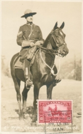 © 1937 - CANADA Mounted police