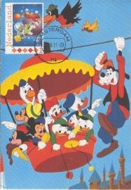 DD028 - Comics Donald Duck Stripverhaal