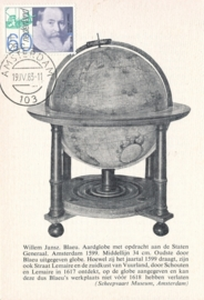 ® 1983 - CATA 1282 Willem Janzsz. Blaeu Globe