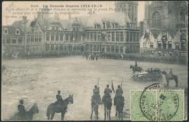 © 1918 - BELGIUM King Albert I