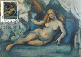 þþ - 2018 Cézanne Leda II