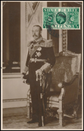 © 1935 - GREAT BRITAIN ********* King George V
