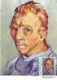 PG014 Van Gogh Self portrait 1889