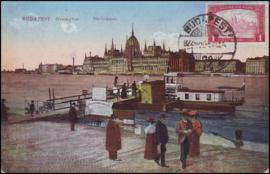 © 1922 - HUNGARY Budapest Parliament