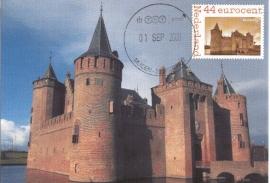 2009 NETHERLANDS Castle Muiden