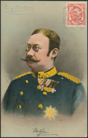 © 1908 LUXEMBOURG Grand Duke William IV