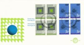 æ E 107 - 1970 Interparlementaire Unie - 25 jaar UNO