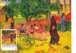 þþ - 2013 Gauguin Late Afternoon