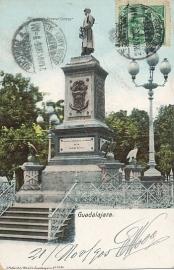 © 1905 - MEXICO Heraldic eagle Coat of arms