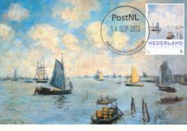 þþ - 2013 Monet The Sea at Amsterdam
