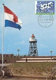 ® 1995 - CATA 1630 Nederlandse vlag